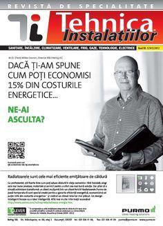 Revista Tehnica Instalatiilor nr. 05_101_2012 Ecards, Tech, Memes, Journals, E Cards, Meme, Technology