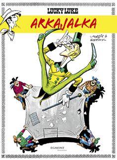Lucky Luke - Arkajalka