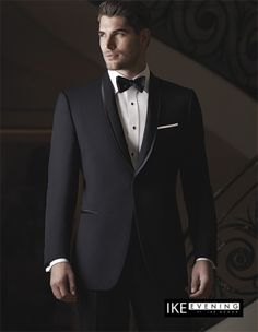 We suggest that tuxes be picked up early Friday afternoon for a Saturday wedding. This way, if there is a fitting problem, the store has time to correct it. We tell each groom to have every member of his party try on the ENTIRE outfit when picking up the tuxes to be sure all is in place. #weddingwisdom
