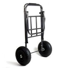 detail na zložený vozík Trolley