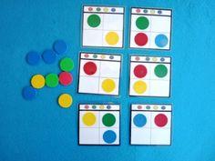 Objetivo(s):  Afianzar y memorizar conceptos relacionados con el color, las formas básicas (círculo), orientación espacial, la atención y la percepción visual. … Leer más