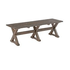 Bench for dining table. Height: 18  Width: 58  Depth: 18
