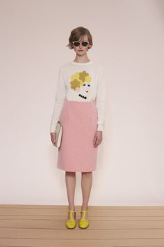 Orla Kiely lookbook for spring summer 15
