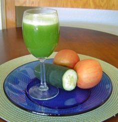 Juicer recipes.