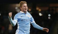 Manchester City 4-1 Hull City: Bony, Iheanacho and De Bruyne on target