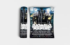 """Djomblo Maniac Flyer Template Features • Size: 1275×1875px (4×6"""") Bleeds 0.25"""" • Fully editable + Full layered • Photoshop Version: CS5 or Higher • Resolution: 300dpi • CMYK Colors #abstract #advertise #advertising #alcohol #art #background #banner #bar #beverage #booklet #brochure #business #cafe #card #Ciusan #club #cocktail #concept #cover #creative #decoration #decorative #design #drink #element #event #flyer #food #fresh #Glass #graphic #healthy #icon #illustration #layout #leaflet #lu Food Fresh, Background Banner, Print Templates, Flyer Template, Booklet, Presentation, Alcohol, Photoshop, Layout"""