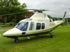 2007 Agusta A109S Grand for sale in the United Kingdom => http://www.airplanemart.com/aircraft-for-sale/Helicopter/2007-Agusta-A109S-Grand/10157/