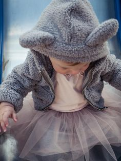 how cute is she!(petitbackstage.com) tutu: kids on the moon comming soon at www.kidsfinest.nl