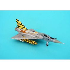 Hogan Mirage 2000C EC 1/12 1/200 Plastic Model Aircraft