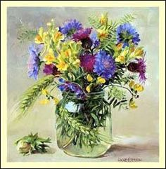 Wayside Flowers - Anne Cotterill