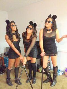 Three Blind Mice #halloween #costumes #DIY