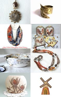 Autumn Glow by Julia on Etsy--Pinned with TreasuryPin.com