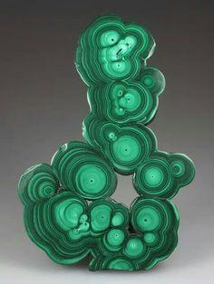 This is gorgeous malachite