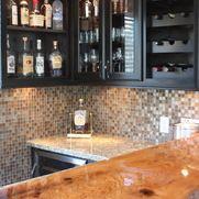Home Bars Kingwood Remodeling MHR Modern Renovation In Texas 77339
