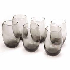 Conjunto Copos Bellize Gray 450ml Long Drink 6 peças - Cisper - Havan
