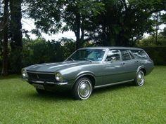 ford maverick | Brazilian Ford dealer Souza Ramos converted 200 Ford Mavericks in 1978 ...