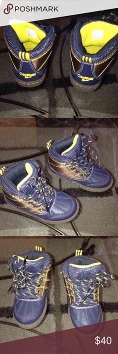 Boys Boots 7 Boys boots Osh Kosh B'gosh 7 Osh Kosh Shoes Baby & Walker
