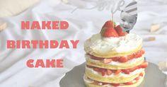 1歳の誕生日にもぴったり!簡単かわいいネイキッドケーキの作り方 by ARCH DAYS編集部