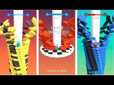 Stack Ball - Blast Through Platforms Game Review Speed Fun, Arcade Games, Google Play, Games To Play, Platforms, Things That Bounce, Make It Yourself, Youtube, Youtubers