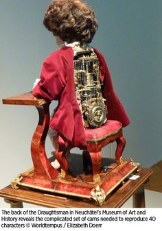 A spectacular three-part exhibition in Switzerland displays the science and art of the industry's foremost automaton-maker and his short-lived dynasty: Pierre Jaquet Droz. It is justifiably called Automates et Merveilles (automata and miracles).