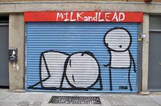 Stik by Street Art London, via Flickr