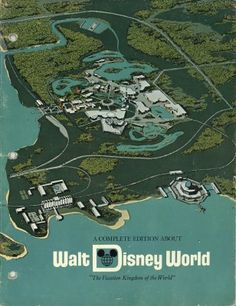 "Vintage Disneyland Tickets: A Complete Edition About Walt Disney World ""The Vacation Kingdom of the World"" - 1969"
