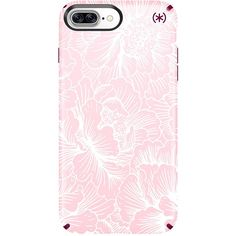 Speck iPhone 7 Plus Case - Pink/Purple ($20) ❤ liked on Polyvore featuring accessories and tech accessories