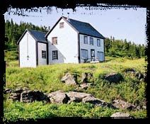 Valhalla Lodge Bed and Breakfast in Gunner's Cove, Newfoundland