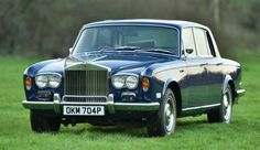 Used 1975 Rolls Royce Silver Shadow for sale in Essex from Vintage & Prestige Classic Cars Ltd..