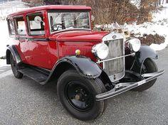 Skoda 430 #Oldtimer 1930er Vintage Cars, Antique Cars, S Car, Eastern Europe, Old Cars, Classic Cars, Passion, Trucks, Nice