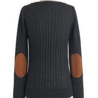 Late Night at the Library Sweater | Mod Retro Vintage Sweaters | ModCloth.com