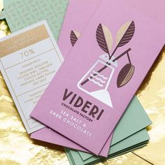 Feast your eyes on this: In celebration of upcoming Mama's Day (as we call it around here), @viderichocolate asked us & @jpegfletcher to collaborate on a very special limited edition hand-printed designer packaging and YOU could win one of 10 giveaways! All you have to do is like this post. Winners will be notified via DM from Mama's Sauce on 4/22. What are y'all waiting for? Go get you some free chocolate for you & yo Mama! Printed on @frenchpaperco