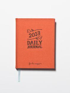 frankie daily journal 2013