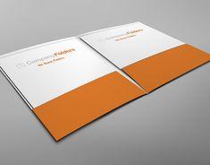 93 Best Folder Mockup, Die Line, and Design Templates