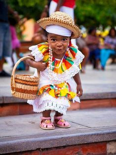 Cute child from Guadeloupe French West Indies. Precious Children, Beautiful Children, Beautiful Babies, Beautiful World, Beautiful People, Children Kissing, Beautiful Things, Kids Around The World, People Of The World