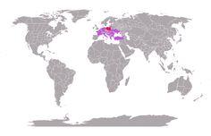 Odkryłem 2.75% świata #mytravelmap