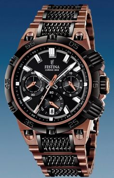 FESTINA - Chrono Bike Tour de France Limited Edition 2014. Эксклюзивные модели 2014