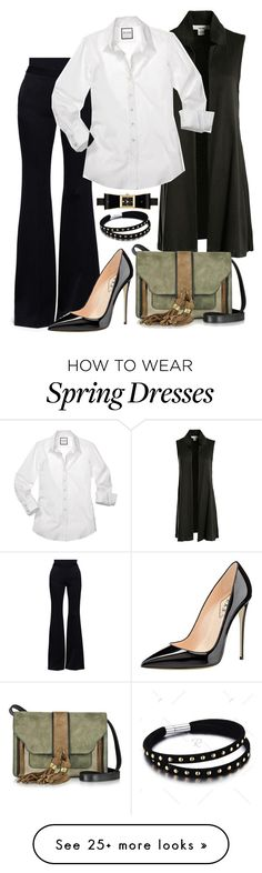 """""""Professional"""" by jnoelleh on Polyvore featuring Alexander McQueen, Sans Souci, L'Autre Chose and Kate Spade"""