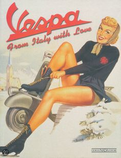 Vespa - From Italy with Love