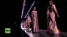THE 2ND SKIN CO: Mercedes-Benz Fashion Week Madrid Full Show Fall Winter...