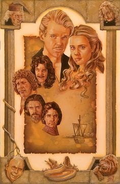 The Princess Bride by Matthew Hirons of saintworksart. Prismacolor Pencil and airbrush on Illustration Board. Dread Pirate Roberts, Billy Crystal, Beautiful Posters, Meet The Artist, Exhibition Booth, Star Lord, Indiana Jones, Guardians Of The Galaxy, The Incredibles