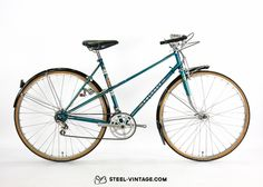 Steel Vintage Bikes - Peugeot PR65 Classic Ladies Road Bike 1978
