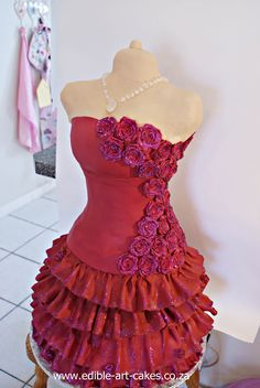 IMAGES DRESS CAKES - Google Search