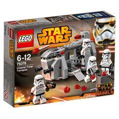 comparez les prix du lego star wars 75078 transport de larme impriale avant de