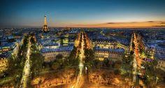 Place de l'Etoile par Trey Ratcliff
