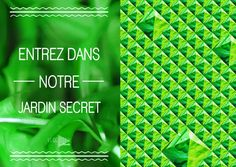 Entrez dans notre jardin secret  #Veggister #Florette #Salade #Hipster #Lifestyle #Citation #Quote