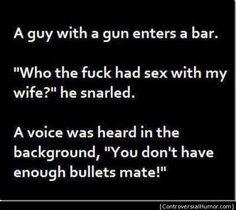A Guy Enters A Bar - http://controversialhumor.com/a-guy-enters-a-bar/ #Funny, #FunnyPictures, #Haha, #Humor