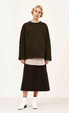 Lotte shirt - Marimekko Fall/Winter 2016