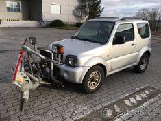 Suzuki Jimny 1.3i Rv 2001 sypač Dovoz nemecko - 1
