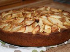 Recette Gâteau aux pommes à la farine de châtaigne - Feminin Bio